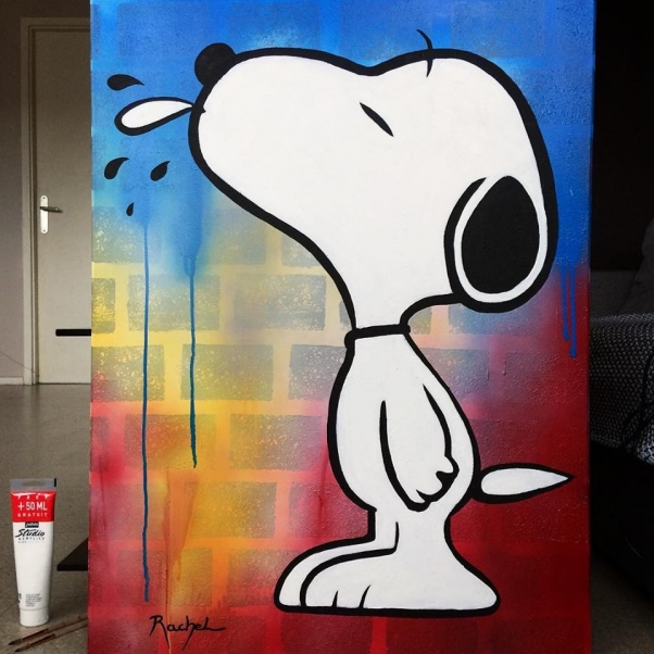 Rebel Snoopy
